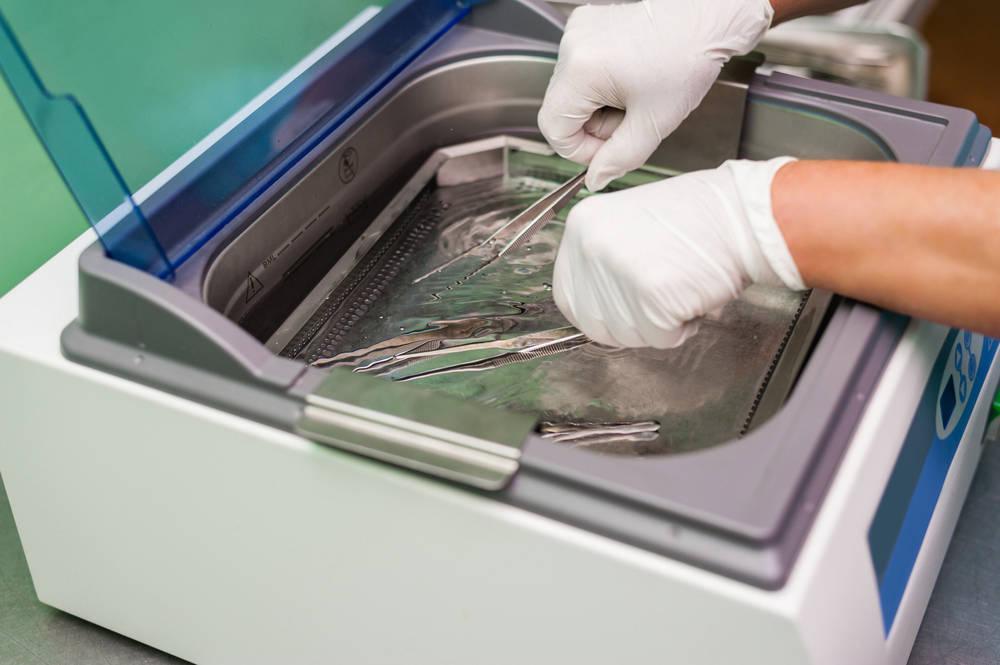Tierratech: limpieza por ultrasonidos