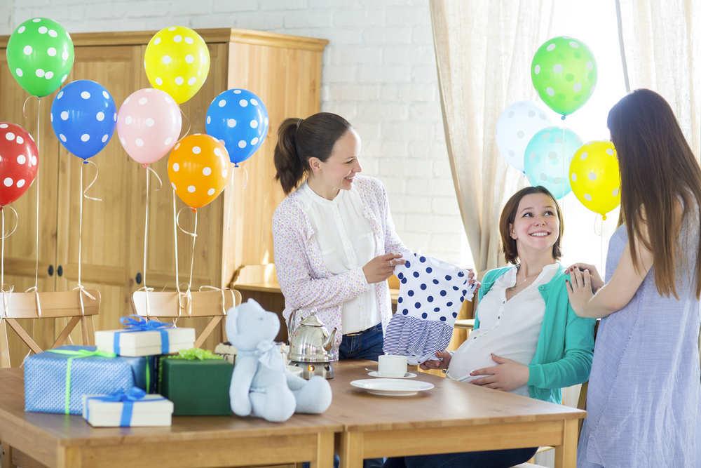 Dónde comprar regalos en la red para un baby shower