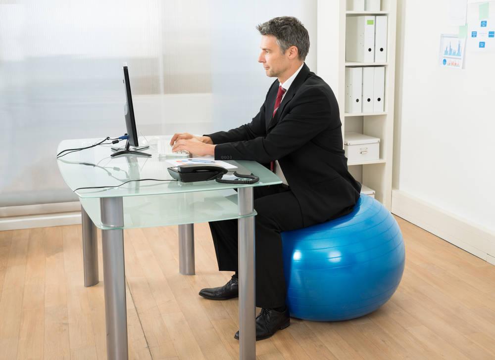 Cómo practicar ejercicio físico sin moverse del sillón