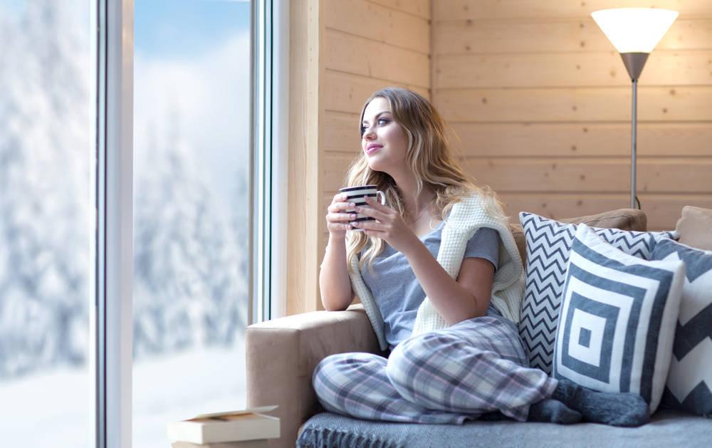 Tips para no pasar frío en casa este otoño