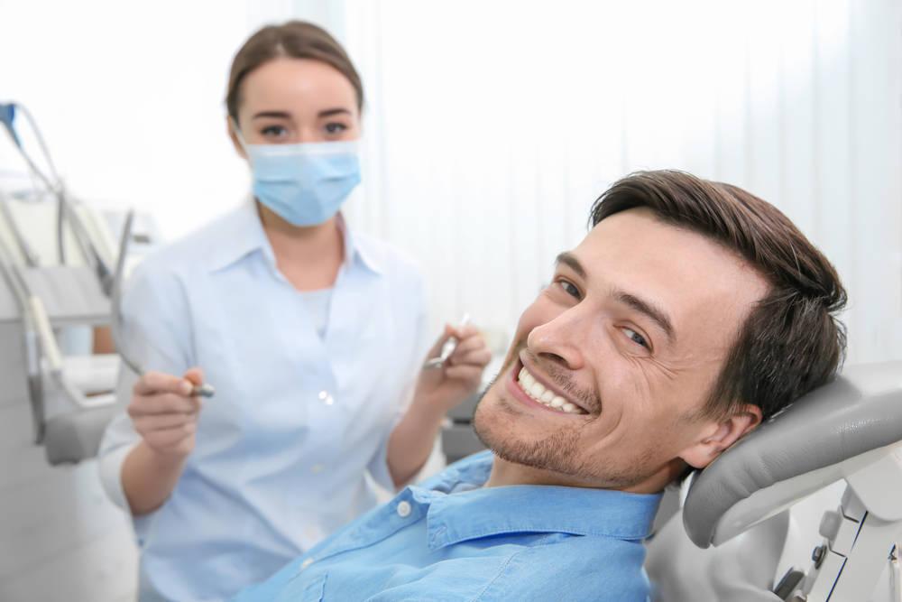 ¿Hace cuánto tiempo que no vas al dentista?