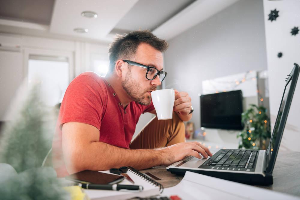 Requisitos de una web para trabajar desde casa