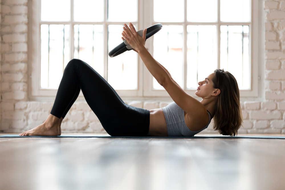 Pilates: una actividad de la que también nos gusta disfrutar sin salir de casa